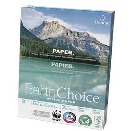 Domtar EarthChoice Office Paper - 8.5 x 11inch