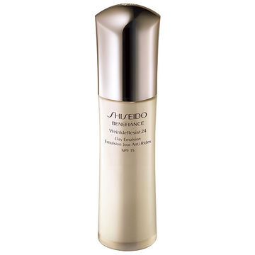 Shiseido Benefiance Wrinkle Resist 24 Day Emulsion - SPF 15 - 75ml
