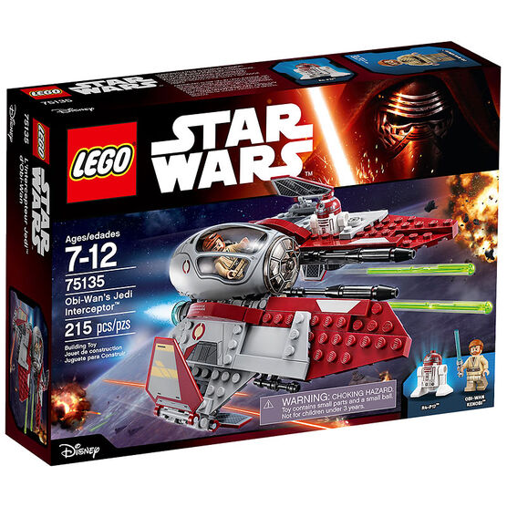 Lego Star Wars - Obi-Wan's Jedi Interceptor