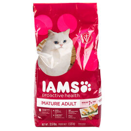 Iams Proactive Health Mature Cat Food - Adult - 3.5lbs