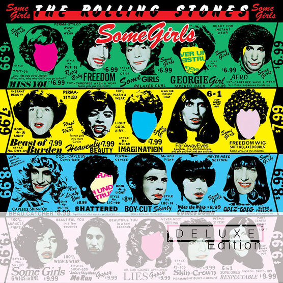 The Rolling Stones - Some Girls: Deluxe Edition - CD