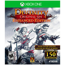 Xbox One Divinity: Original Sin