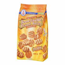 Voortman Peanut Butter Cookies - Zero Trans Fat - 350g