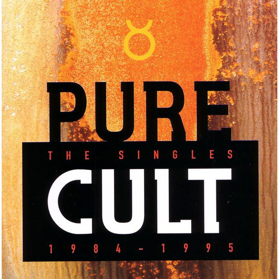 The Cult - Pure Cult: The Singles 1984-1995 - DVD