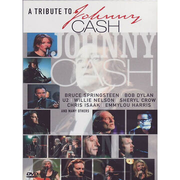 A Tribute To Johnny Cash - DVD