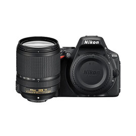 Nikon D5500 with 18-140mm VR G Lens