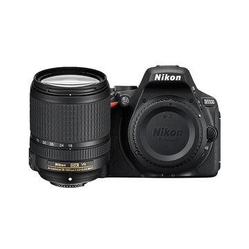 Nikon D5500 with 18-140mm VR G Lens