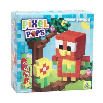 Pixel Pops - Parrot