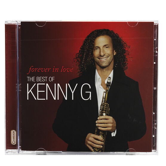 Forever In Love - The Best of Kenny G - CD