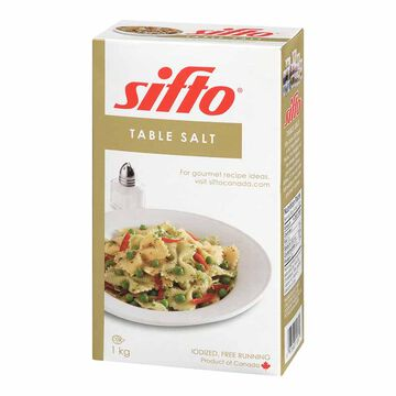 Sifto Table Salt - 1kg