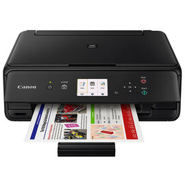 Canon Pixma TS5020 Multifunction Printer - Black - 1367C003