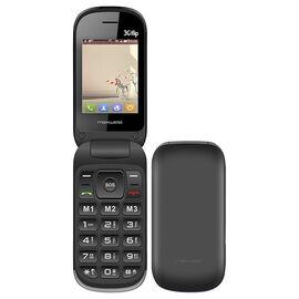 Maxwest Uno 3G Flip Phone - Black - UNO3G