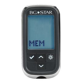 Sanofi BG Star Blood Glucose Meter - 1 Unit