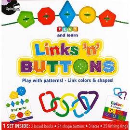 Play and Learn Links 'n' Buttons