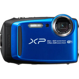 PRE-ORDER: Fuji FinePix XP120 - Dark Blue - 600018059