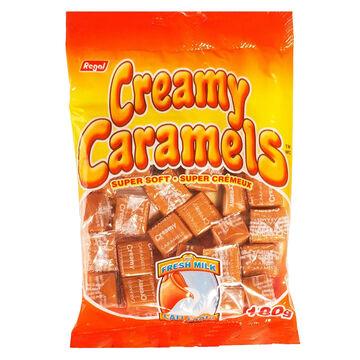 Regal Creamy Caramels - 180g