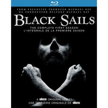 Black Sails: Season 1 - Blu-ray