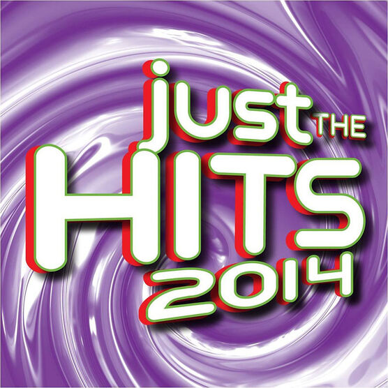 Various Artists - Just The Hits 2014 - CD