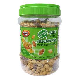 Dan-D-Pak Select Nut Mix - Sea Salted - 908g