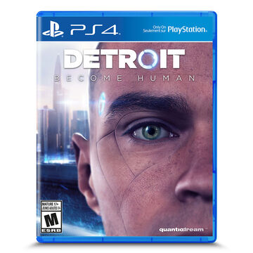 PRE-ORDER: PS4 Detroit Become Human