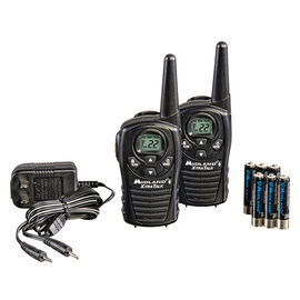 Midland Two Way Radio - Black - LXT118VP