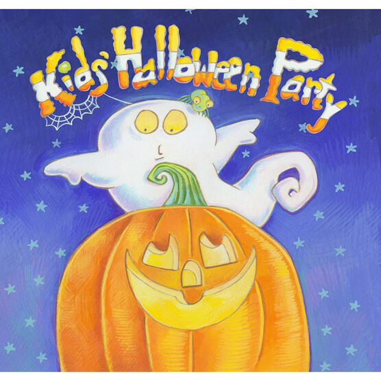 Twin Sisters - Kids Halloween Party - CD