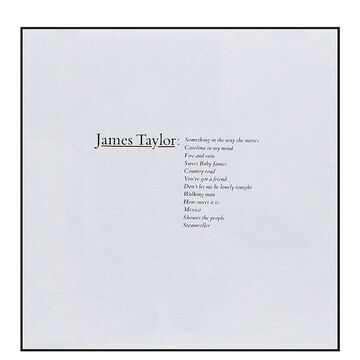 James Taylor - Greatest Hits - CD