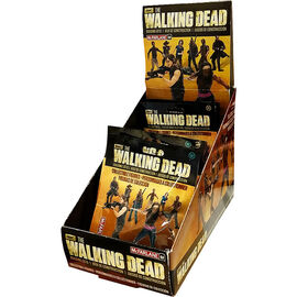 The Walking Dead McFarlane Building Sets - Series 1 Collectible Blind Bag Figure - Assorted