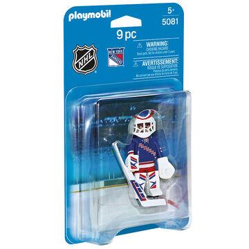 Playmobil NHL Rangers Goalie - 50816