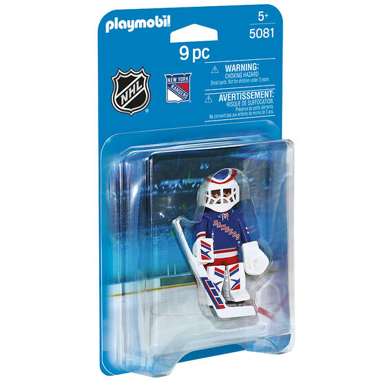 Playmobil NHL Rangers Goalie - 50816