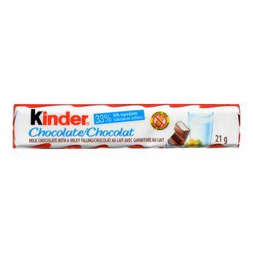 Kinder Chocolate - 21g