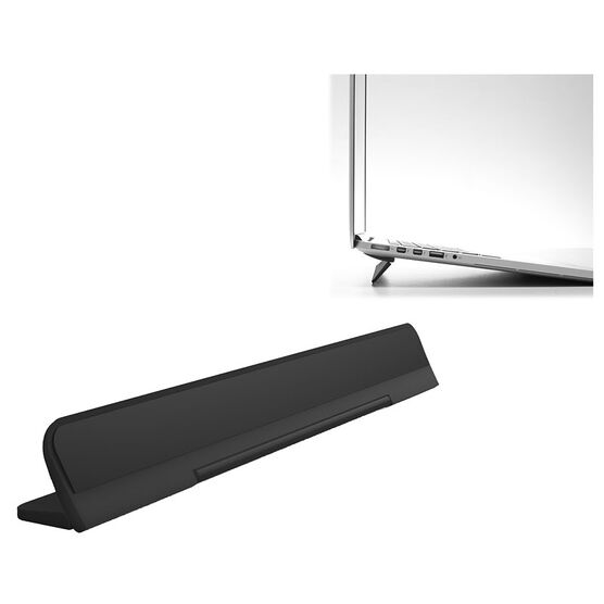 BlueLounge Kickflip Stand for Macbook Pro 13-inch - Black - KF-13-BL