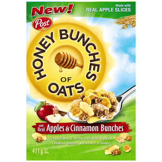 Post Honey Bunches - Apple Cinnamon - 411g
