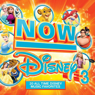 Various Artists - Now: Disney 3 - CD