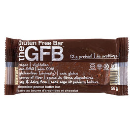 the GFB Bar - Chocolate Peanut Butter - 58g