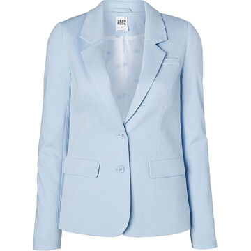 Vero Moda Jana Palm Jersey Blazer Assorted