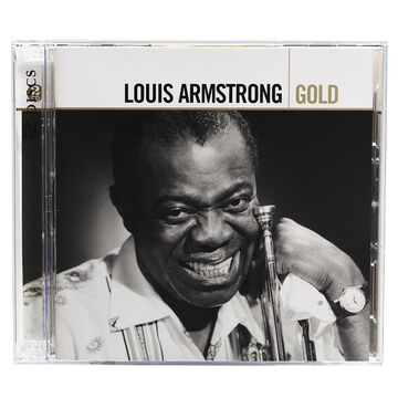 Louis Armstrong - Gold - CD