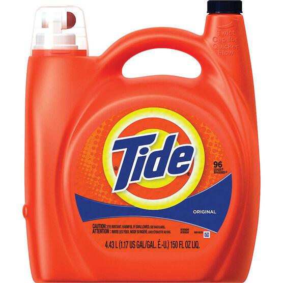 Tide Liquid Laundry Detergent - Original - 4.43L/96 use