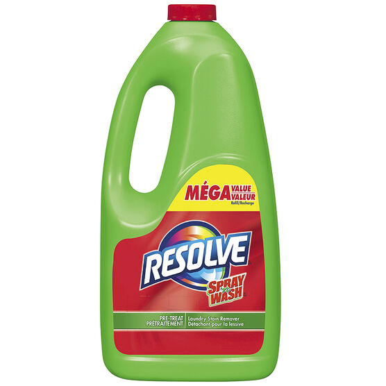 Resolve Mega Spray 'N Wash Laundry Stain Remover - 1.5L