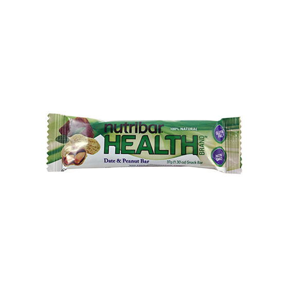 Nutribar Health Bar - Date and Peanut - 37g