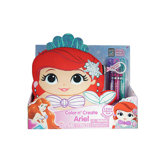 Disney Color n' Create Ariel