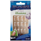 Broadway Nails Fast French Illusions
