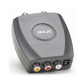RCA Compact RF Modulator - Black - CCRF907R