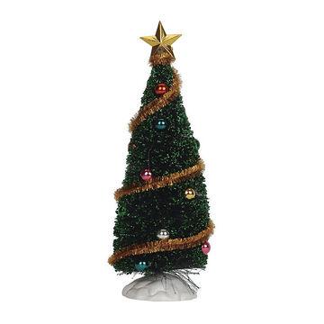 Lemax Sparkling Green Christmas Tree