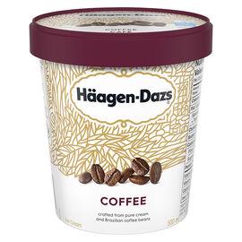 Haagen Dazs Coffee Ice Cream -500ml