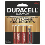Duracell Quantum AA Batteries - 6 pack