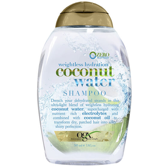 OGX Coconut Water Shampoo - 385ml