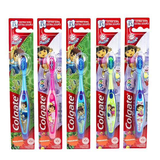 Colgate Toothbrush - Dora and Diego - X-Soft