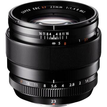 Fuji XF 23mm F1.4 R Lens - 16405575