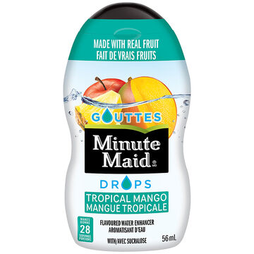 Minute Maid Drops - Tropical Mango - 56ml